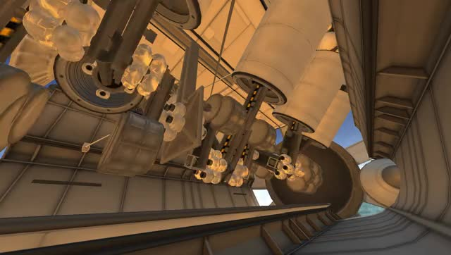 Watch Stock V8 GIF by 77 Industries (@azimech) on Gfycat. Discover more KSP, Kerbal Space Program GIFs on Gfycat