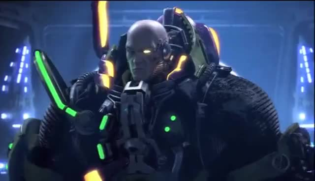DC Universe Online Opening Cinematic / Intro (HD) GIFs