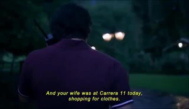 narcos, Pablo Escobar versus Horatio Carrillo [Narcos] GIFs
