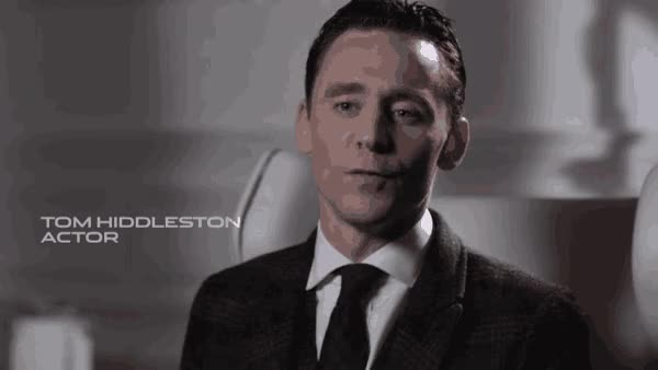 "Watch Pssh... ""actor."" GIF on Gfycat. Discover more tom hiddleston GIFs on Gfycat"