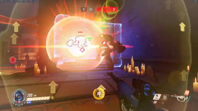 Watch and share Overwatch GIFs by rob420 on Gfycat