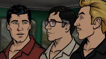 Watch and share Archer Crash GIFs on Gfycat