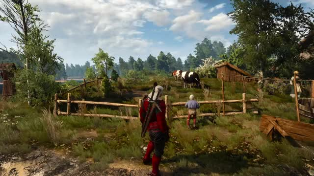 Watch and share The Witcher 3 Wild Hunt 20180225225418 GIFs on Gfycat