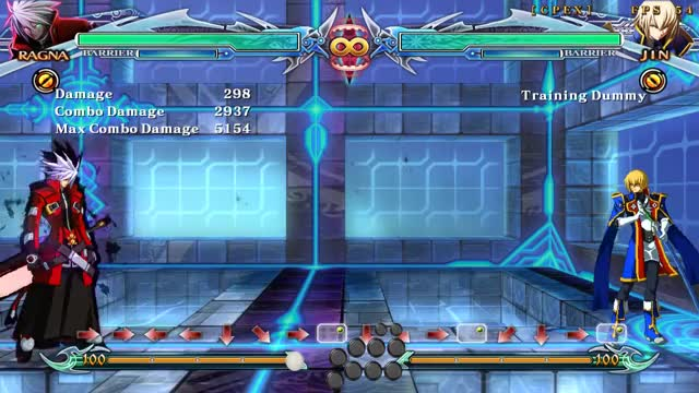 Watch and share BBCPEX: Unlimited Ragna DS Rekka GIFs by snuffychris605 on Gfycat