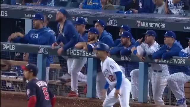Watch and share Dodgers PRECELEBRATION GIFs by nolongernykfan96 on Gfycat