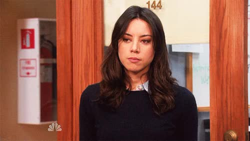 Watch and share Aubrey Plaza GIFs by Reactions on Gfycat