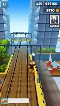 Watch and share Subway Surfers High Score - 14 Million (14,000,000) (FULL VIDEO - IPod 5) GIFs on Gfycat