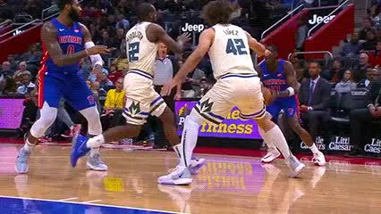 Watch and share Detroit Pistons GIFs by Off-Hand on Gfycat