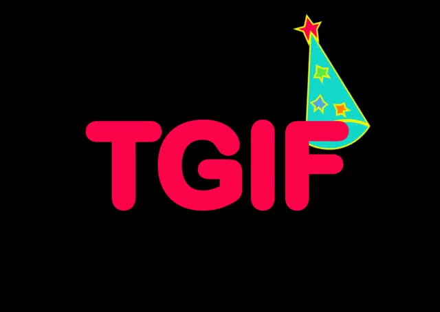 Watch this friday GIF by Gfycat Animated Stickers (@gfycatstickers) on Gfycat. Discover more ', ,, a, b, c, celebrate, d, e, f, friday feelings, g, h, i, k, l, n, o, r, s, t GIFs on Gfycat