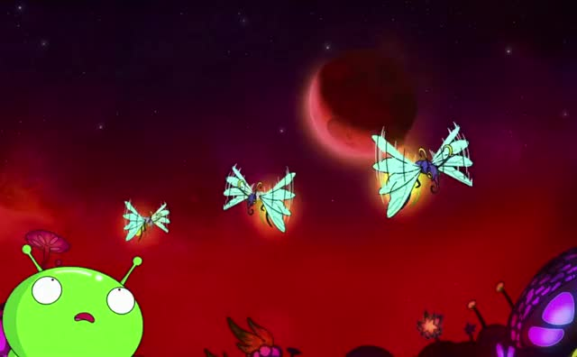 Watch Mooncake Fireflies GIF by Stray (@straychowchow) on Gfycat. Discover more cute, final space, mooncake, olan rogers, tbs GIFs on Gfycat