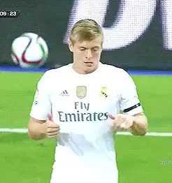 "Watch Toni ""always fix hair"" Kroos GIF on Gfycat. Discover more 18.08.2015, edits, pre : 15/16, real madrid, rmedit, toni kroos, typical toney closs GIFs on Gfycat"