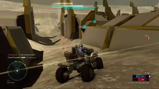 Watch this GIF by Gamer DVR (@xboxdvr) on Gfycat. Discover more DetachedLeader, Halo5Guardians, xbox, xbox dvr, xbox one GIFs on Gfycat
