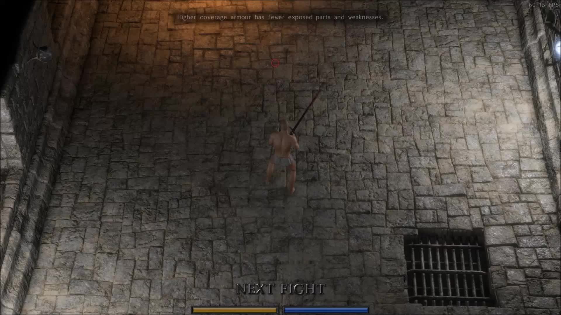 exanima, melee combat, sui generis, Left to right attack [Exanima] GIFs