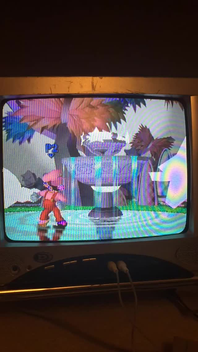 Watch My 20XX TE memory card corrupted, causing my Melee to become all glitchy and Vaporwave! (reddit) GIF on Gfycat. Discover more smashbros GIFs on Gfycat
