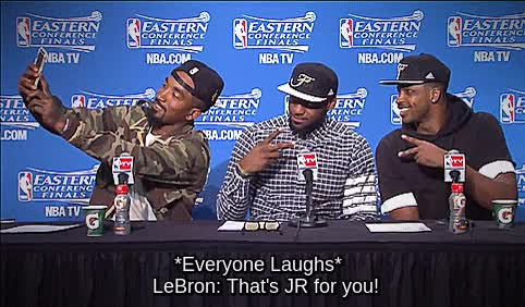 Watch and share Jr Smith GIFs on Gfycat