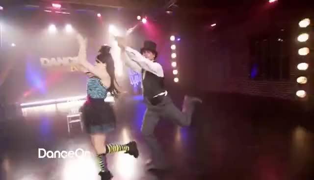 boobs, miss hanna minx dance GIFs