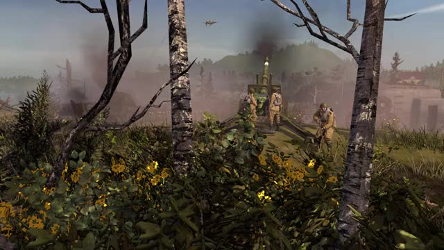 Watch and share Company Of Heroes 2 GIFs and Raketenwerfer 43 GIFs by sporadisk on Gfycat
