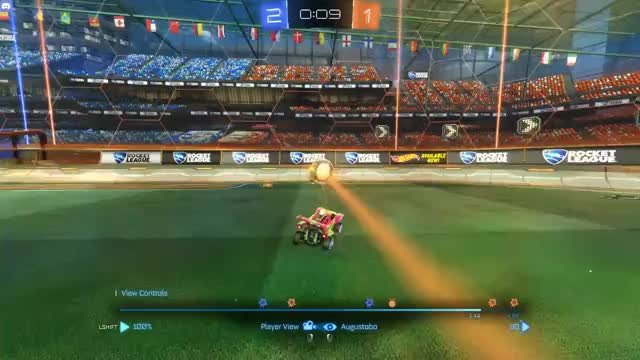 Watch and share Rocket League GIFs and Soccer GIFs on Gfycat