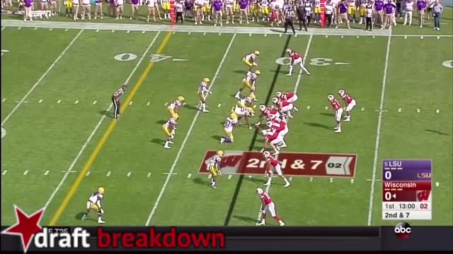 Watch and share Wisconsin OL Vs LSU (2016) GIFs by oriese on Gfycat