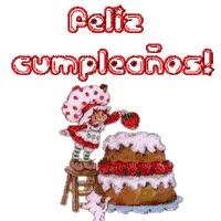 Watch and share FELIZ CUMPLEAÑOS IBET animated stickers on Gfycat