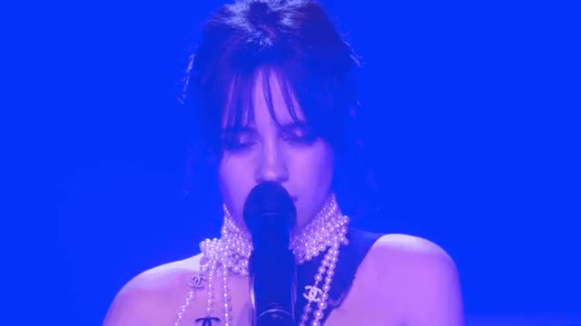 Watch this camila cabello GIF by GIF Queen (@ioanna) on Gfycat. Discover more be, blue, cabello, camila, camila cabello, celebs, ellen, hands, head, never, pearl, same, sexy, show, singer, song, the, touch GIFs on Gfycat