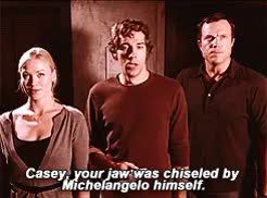 Watch and share Chuckedit GIFs and Nbcchuck GIFs on Gfycat