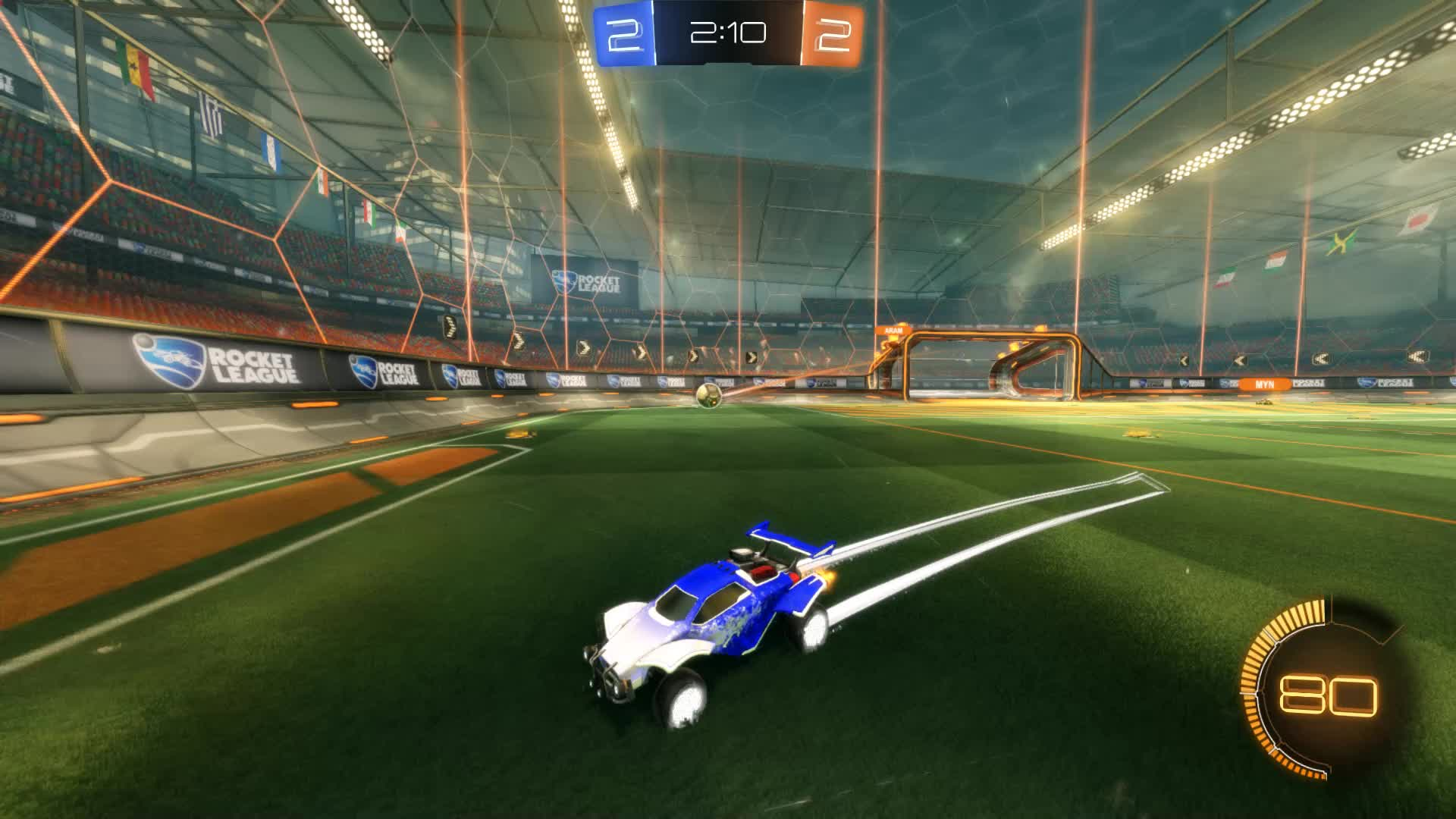 Gif Your Game, GifYourGame, Goal, Ihr seid eine muschi., Rocket League, RocketLeague, Goal 5: Aram GIFs