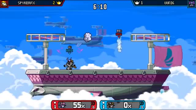 Watch and share Rivals Of Aether GIFs and Spykerfx GIFs by Spyker on Gfycat