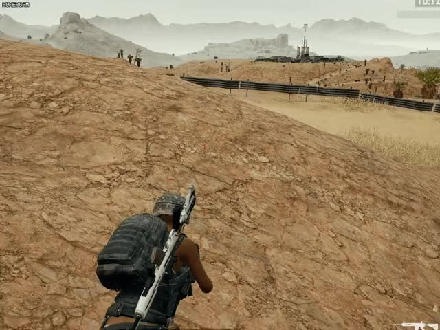 Watch and share Pubg GIFs by hansoung92 on Gfycat