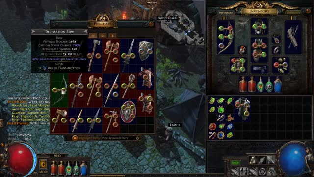 Watch Physícal damage intensifies! GIF on Gfycat. Discover more Beta, Path of Exile GIFs on Gfycat