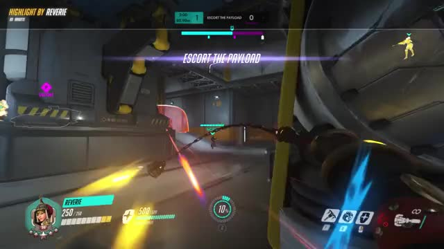 Watch Suicide Ana GIF by @reverie on Gfycat. Discover more birgitte, highlight, overwatch GIFs on Gfycat