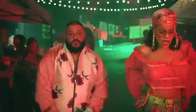 dj khaled, rihanna, DJ Khaled - Wild Thoughts ft. Rihanna, Bryson Tiller GIFs