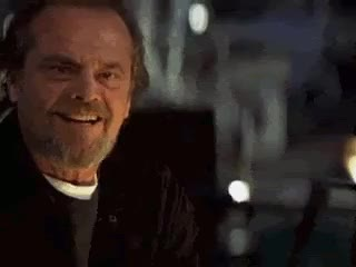 Watch and share Jack Nicholson Nodding GIFs on Gfycat