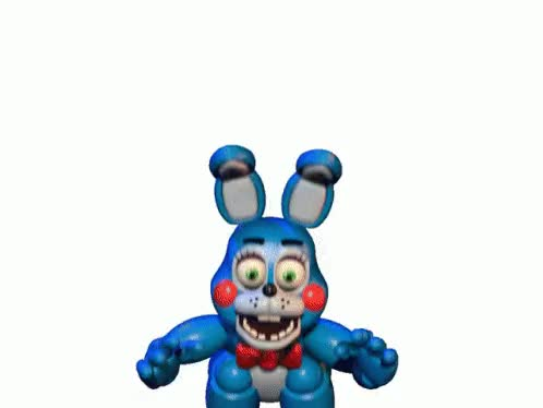 Watch and share Toy Bonnie GIFs on Gfycat