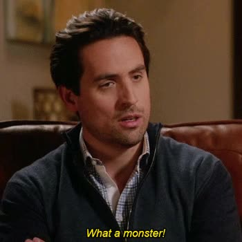 Watch this you're a monster GIF on Gfycat. Discover more monster, you're a monster GIFs on Gfycat