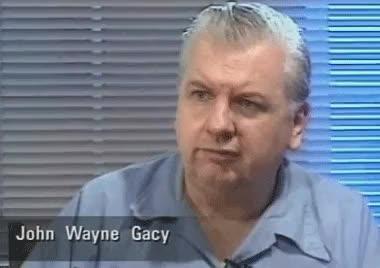 Watch and share John Wayne Gacy GIFs and Serial Killer GIFs on Gfycat