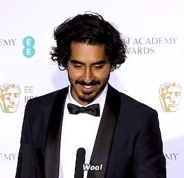 Watch and share Dev Patel GIFs and Woohoo GIFs on Gfycat