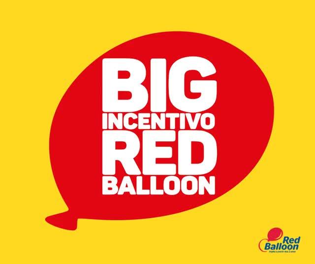 Watch and share A Red Balloon É Pioneira No Ensino De Inglês Para Crianças E Adolescentes. Sã... GIFs on Gfycat