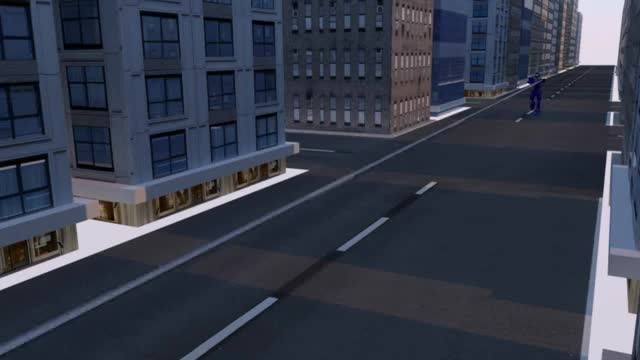 Watch Augury City Walk V1 GIF by @wingedexia on Gfycat. Discover more CGI Mecha Robot Walking Animation GIFs on Gfycat