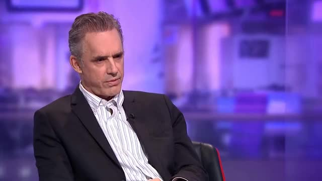 Watch and share Jordan Peterson Debate On The Gender Pay Gap, Campus Protests And Postmodernism GIFs on Gfycat