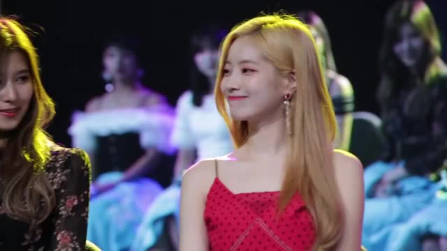 Watch dahyun kcon GIF by beardo (@brandonedora) on Gfycat. Discover more related GIFs on Gfycat