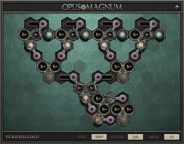 Watch and share Opus Magnum GIFs and Gaming GIFs by Carighan on Gfycat