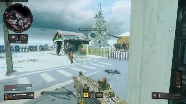 Watch and share Nuketown HP Defend GIFs by stuttjan on Gfycat
