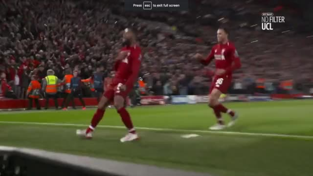 Watch and share Champions League GIFs and Gini Wijnaldum GIFs by bkrimmel on Gfycat