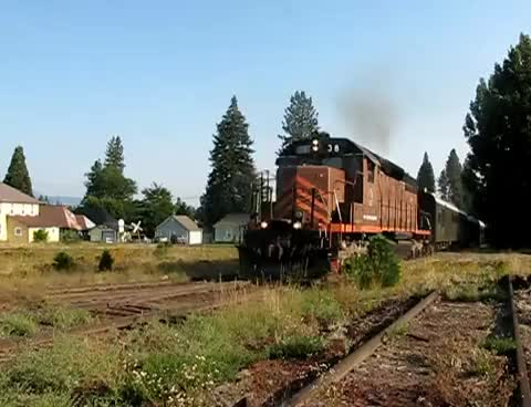 Watch and share McCloud Railway 38 West - McCloud - Dinner Train GIFs on Gfycat
