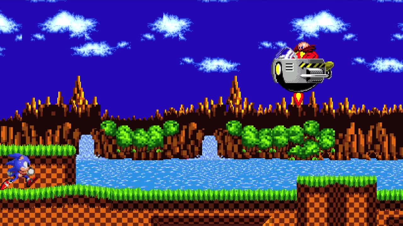 Dorkly, Sonic Goes Berserk GIFs