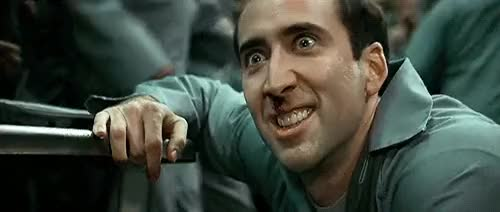 Watch and share Nicolas Cage GIFs and Celebrities GIFs on Gfycat