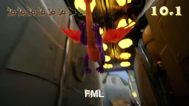 Watch FML GIF by Gamer DVR (@xboxdvr) on Gfycat. Discover more Sheeshia, SpyroReignitedTrilogy, xbox, xbox dvr, xbox one GIFs on Gfycat