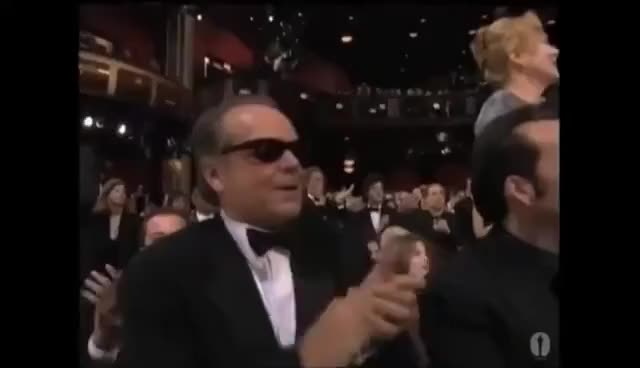 Watch Streep clapping for Polanski GIF on Gfycat. Discover more related GIFs on Gfycat