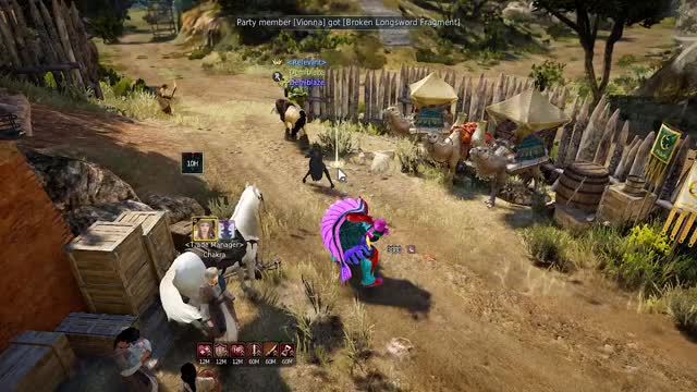 Watch and share Bdo Desync GIFs on Gfycat